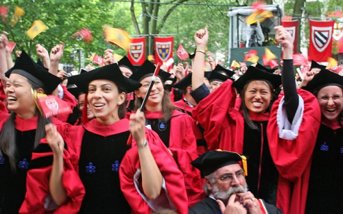 Harvard Business School came top by a wide margin for the second consecutive year