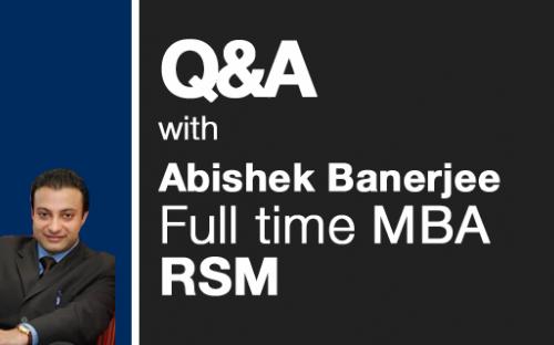 Abishek Banerjee