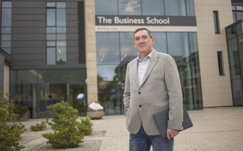 Stuart is director of the Exeter MBA—ranked best in the world for sustainability