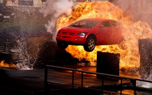 How many cars do you have to blow up to make a movie profitable? Ask an MBA