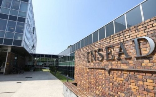INSEAD tops the European QS Global MBA Rankings 2018