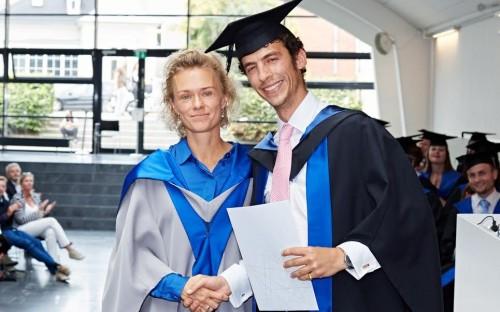 Charles Burns is a recent MBA grad from Copenhagen Business School