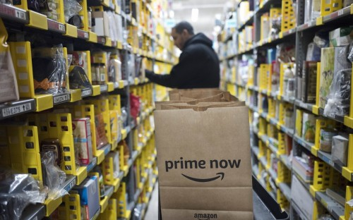 Amazon is the tech industry's biggest MBA recruiter