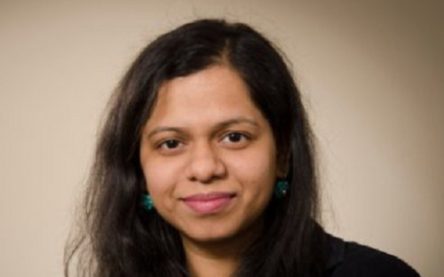 Shaswati Panda joined the MBA from a senior analyst's role at Accenture