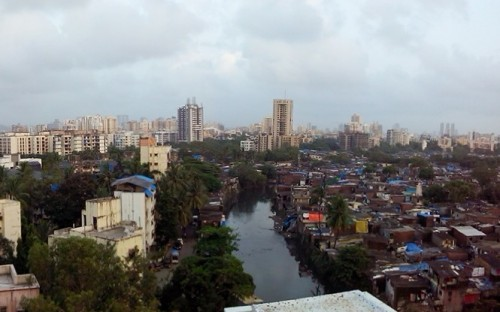 Kandivli, a suburb of Mumbai in India, where Savita Doke lives with her sister