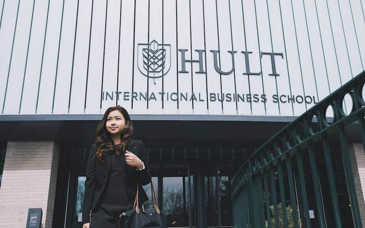 ©Hult Facebook—Hult prepares MBA students to lead technological change