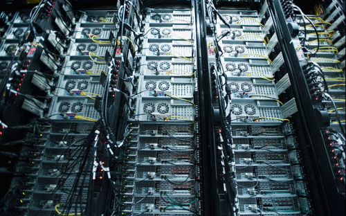 Silicon Valley is pouring billions into cloud computing