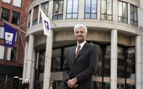 ©PascalPerich - Rangarajan began his tenure as dean of NYU Stern in January this year