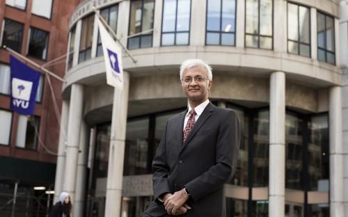 ©PascalPerich - Rangarajan began his tenure as dean of NYU Stern in January this year