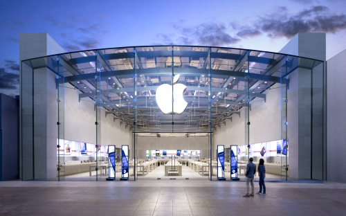 Business school students are finding careers in disruptive corporations like Apple