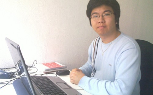 Nyenrode pre-masters student Sammy Sung is looking forward to being sponsored by an accountancy firm for his program