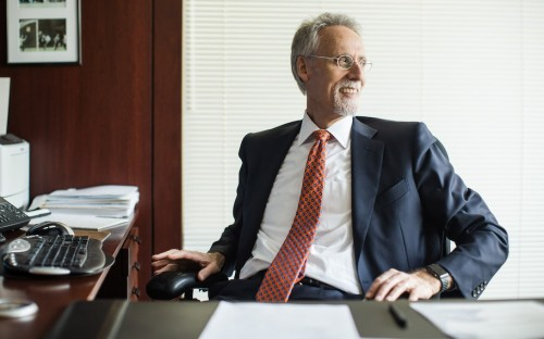 Bill Boulding has served as dean of Duke University's Fuqua School of Business since 2011