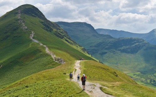 The Lake District is the Lancaster MBA's most unique teaching location