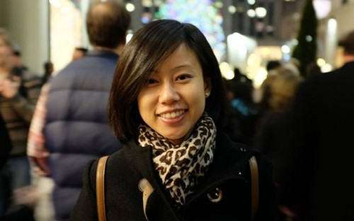 Wei Lu says that the opportunity to work with talented colleagues keeps her at McKinsey