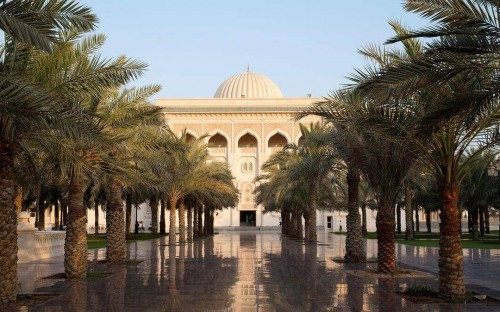The American University of Sharjah is one of four business schools accredited by AACSB in the UAE