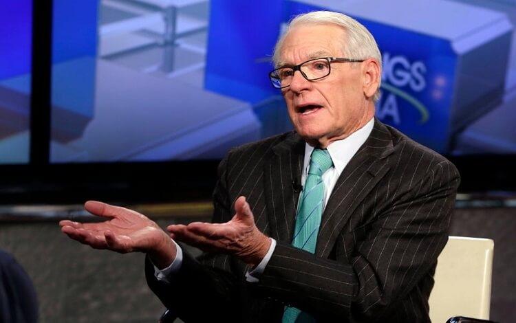 Charles Schwab founded Charles Schwab Corporation - making him one of Stanford's most famous alumni
