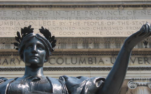 Columbia Business School is among the 40 institutions working with the White House