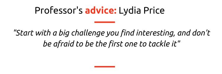 Lydia Price, MBA professor at CEIBS