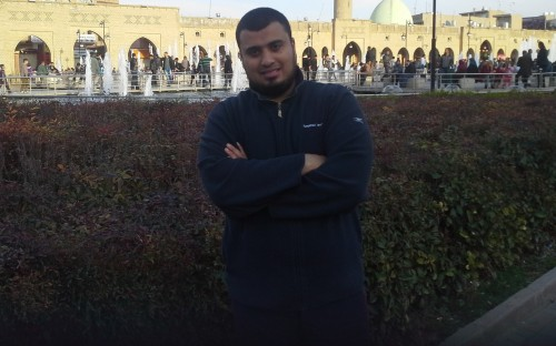 Telecoms engineer Mohamed Ibrahim El Masry wants to study an MBA online