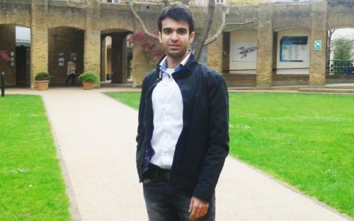 Varun Thakur is an HKU MBA alumnus and global marketing manager at Amazon
