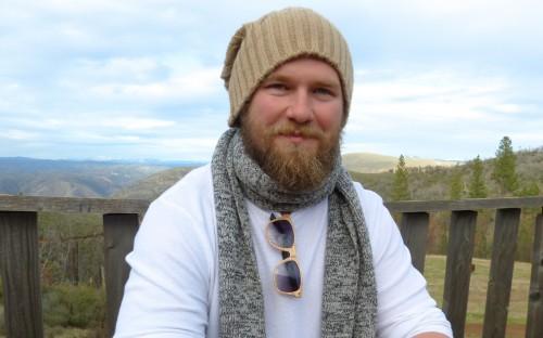 Kaleb Vanderham is about to begin his Edinburgh MBA journey