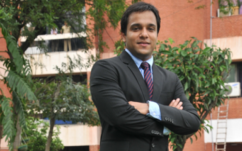 Kunal Bassi, International Management Institute (IMI) MBA student: International Residency at Grenoble Ecole de Management