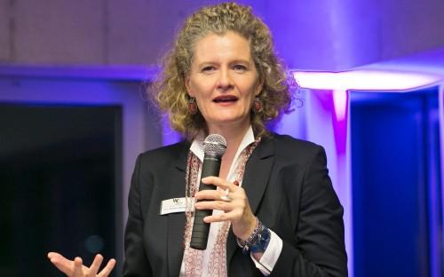 Barbara Stöttinger is the dean of WU Executive Academy, in Vienna
