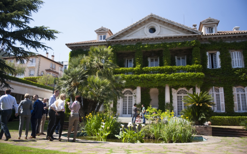 Barcelona's IESE Business School is ranked in the top-10 for all executive education criteria