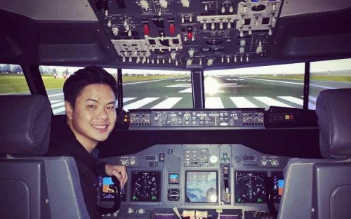 Jeffrey Tchui graduated with an MBA from China Europe International Business School (CEIBS) in 2017
