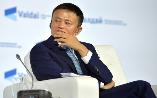 Alibaba's Jack Ma heads up the roster of high-profile alumni from CKGSB