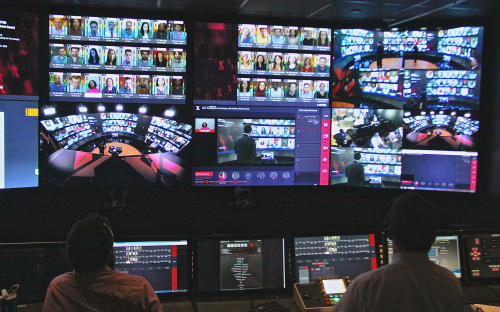 Virtual classroom: Harvard Business School is teaching from a TV studio