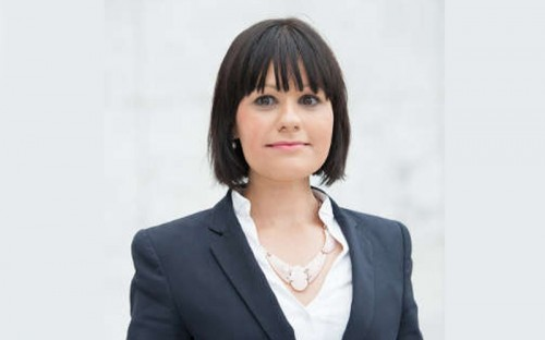 Svetlana Bitjukova is an Estonian national now working in Zurich!