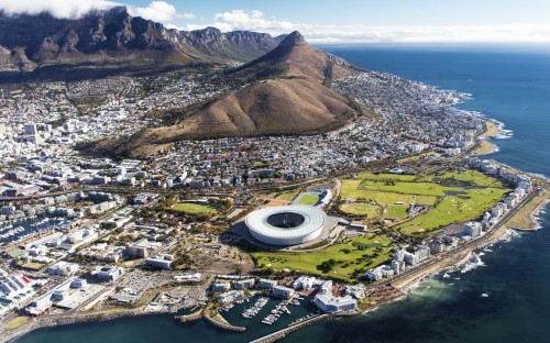©V-art—Cape Town, South Africa, offers a unique MBA experience in an emerging market