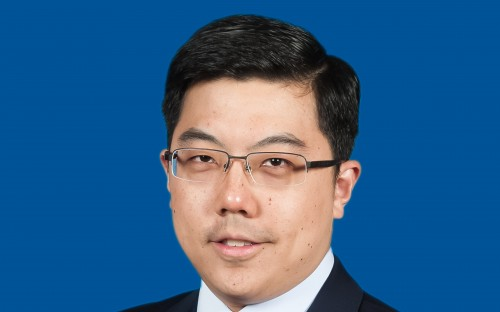 Stephen Shih, who leads Bain's MBA recruiting efforts for Asia Pacific