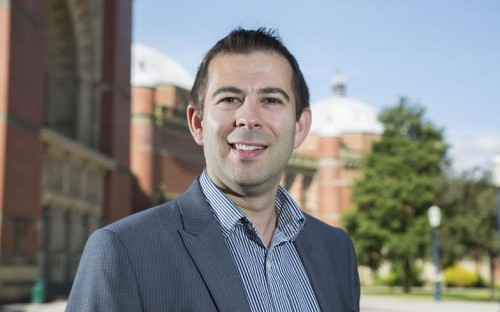 Ian Myatt is director of educational enterprise at the University of Birmingham