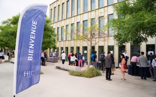 On the HEC Paris MBA Domingo is tapping into the schools marketing specialization