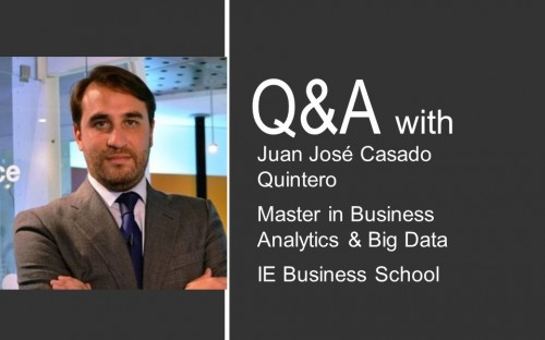 Juan José Casado Quintero is an academic director at IE Business School