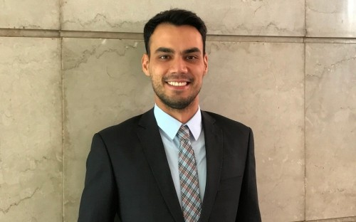Bruno Berto is a recent MBA grad from Italy's MIP Politecnico di Milano