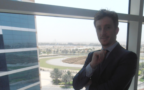 After an MBA in Italy, Antonio Gallo Toro is lighting up Mitsubishi Electric in the Middle East