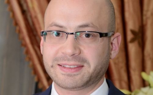Tough Times: Firas Kabbara joined Aston Business School's MBA program in 2008