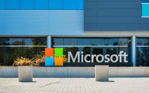 ©jejim—Microsoft is one of the biggest hirers of MBA grads in the technology industry