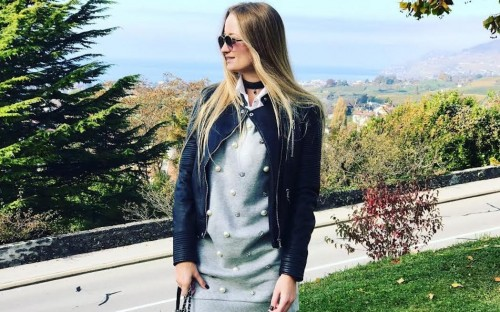 Anastasija Andronova is studying an MBA in HR Management on EU's Montreux campus