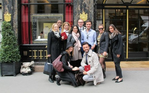 SDA Bocconi MBA and Master's students went on the Paris trip of a lifetime!