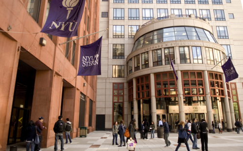 NYU Stern runs an MS in Business Analytics