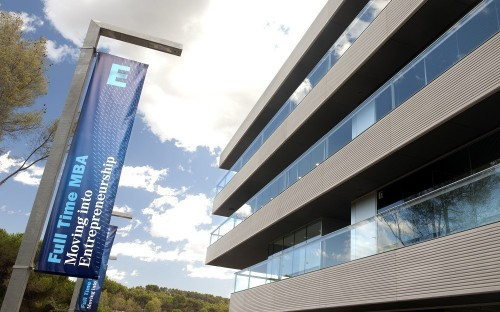 ESADE is a top business school based in Barcelona