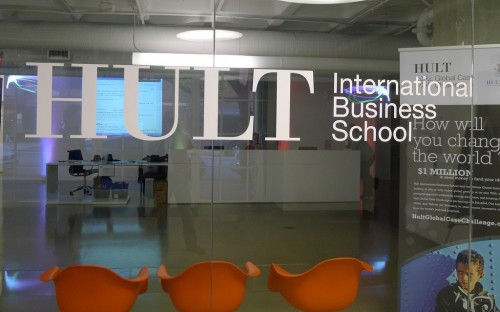 Hult recently became the first and only US business school to be awarded triple accreditation