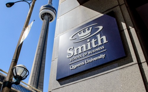 Smith's Master of Management in AI will be delivered from the school's Toronto site