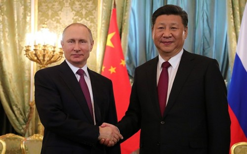 Russia-China collaboration spans politics and graduate management education