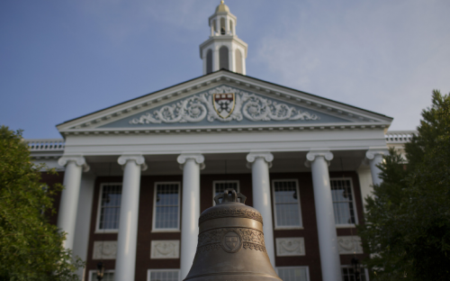 Last year, 20% of Harvard's class poured into tech, up from just 7% in 2007