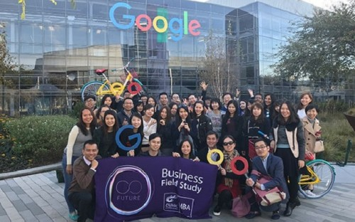 The CUHK MBA Takes Students From Google In Silicon Valley To Social Enterprises In Zambia